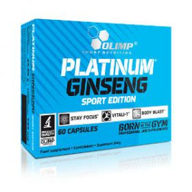 Platinum Ginseng 60cps by Olimp