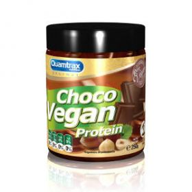 Choco Vegan Protein 250g by Quamtrax Nutrition