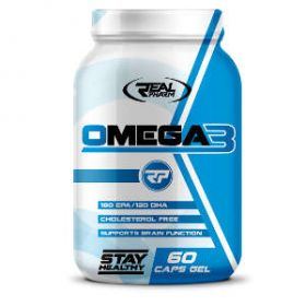 Real Omega-3 60 softgels