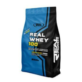 Real Whey 100 2kg by Real Pharm