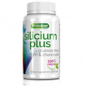 Silicium Plus Glucosamine 120 caps by Quamtrax Nutrition