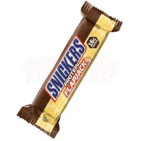 Snickers Protein Flapjack 65g by Mars Nutrition