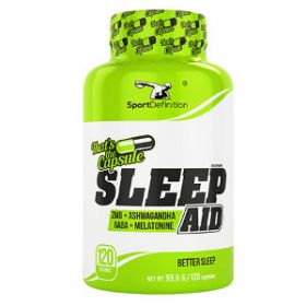Sleep Aid 120caps by Sport Definition
