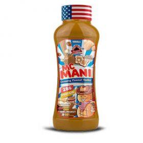Mc Mani Peanut Butter 1kg by Universal Mcgregor