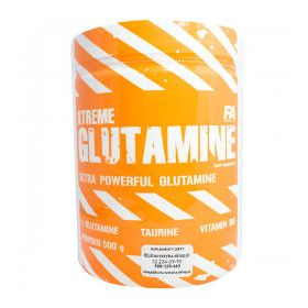 Xtreme Glutamine 500g by Fitness Authority