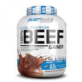 100% Beef Gainer 2,27Kg Everbuild Nutrition
