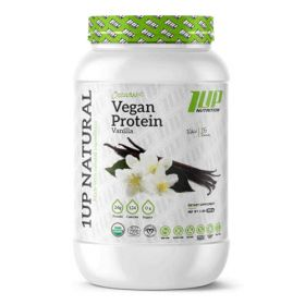 Organic Vegan Protein 900g 1UP Nutrition