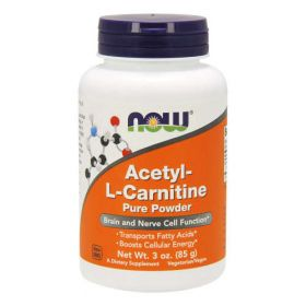 Acetyl L-Carnitine 750mg 90cps Now Foods