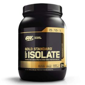 Gold Standard 100% Isolate  720g Optimum Nutrition