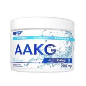 Pure AAKG 200cps SFD Nutrition