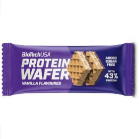 Protein Wafer 35g by Biotech USA