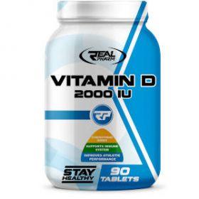 Vitamin D 2000UI 90tabs Real Pharm