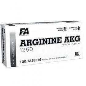 Arginine AKG 1250 120tab