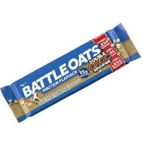 Battle Oats Protein Flapjack