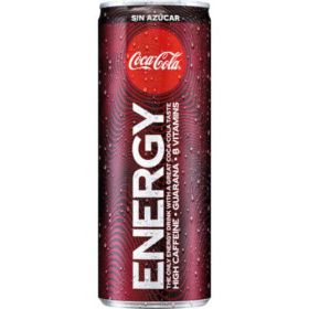 Coca Cola Energy Drink 250ml