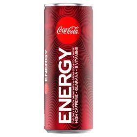 Coca Cola Energy No Sugar 250ml