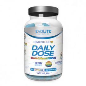 Daily Dose Vitamins 180cps
