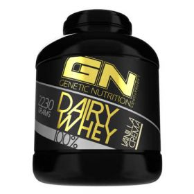 100% Dairy Whey 2,23Kg Genetic Nutrition