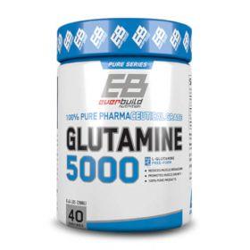 Glutamine 5000 200g Everbuild Nutrition