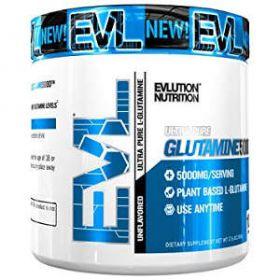 Glutamine 5000 300g Evl Nutrition