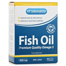 Fish Oil Premium 60cps VP Laboratory