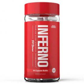 Inferno Fat Burner 60cps Sparta Nutrition