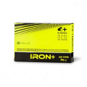 Iron+ 15mg 40cps