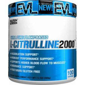 L-Citrulline 200 Evlution 200g