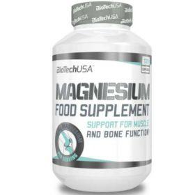 Magnesium 350 120cps Biotech USA