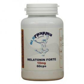 Melatonin Forte 10mg 60cps Blu Pharma