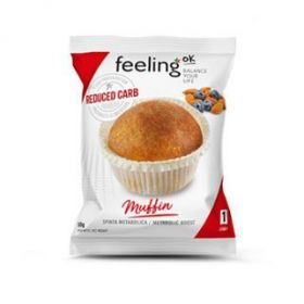 Muffin Proteico Low Sugar 50g