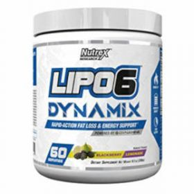 Lipo 6 Dynamix 240g Nutrex