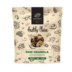 Raw Granola BIO 40g