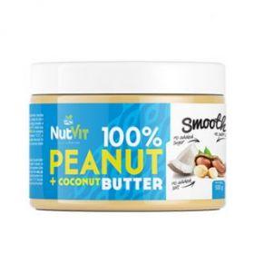 Peanut Butter + Coconut 500g