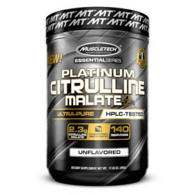 Platinum Citrulline Malate 492g Muscletech