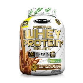 100% Premium Whey Protein Isolate 1,36kg Muscletech