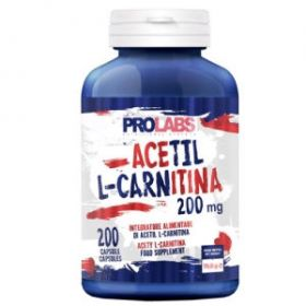 Prolabs Acetyl L-Carnitine 200mg 200cps
