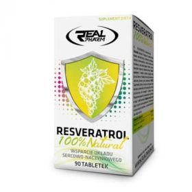 Real Resveratrol 90 tab