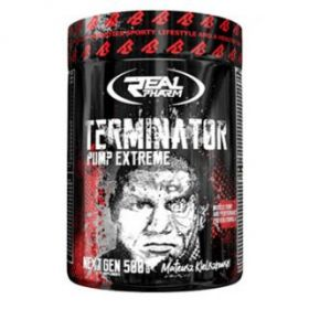 Terminator Pump Xtreme 500g