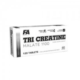 Tri Creatine Malate 1100 120 tabs Fitness Authority