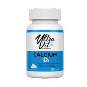 Ultravit Calcium D3 90tabs