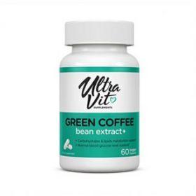 Ultravit Green Coffee Bean 60cps