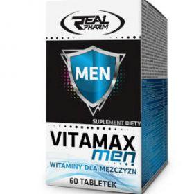 Vitamax Men 60tabs Real Pharm