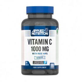 Vitamina C-1000 + Rosa Canina 100tab