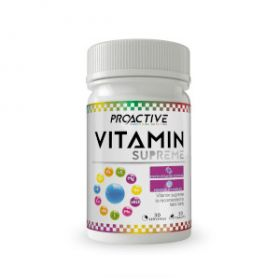 Vitamin Supreme 30tabs ProActive