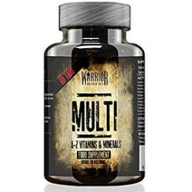 Warrior Multi Vitamin 60cps
