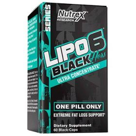 Lipo 6 Black Hers Ultraconcentrate 60cps