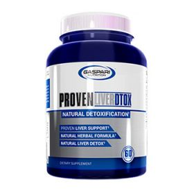Proven Liver Dtox 60 cps