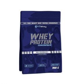 Whey Protein 100 900g by FitWhey