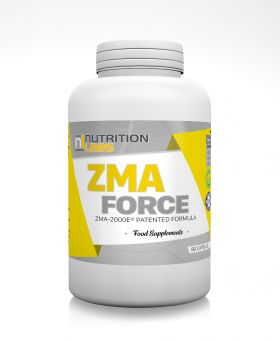 Nutrition Labs ZMA Force 180 cps
